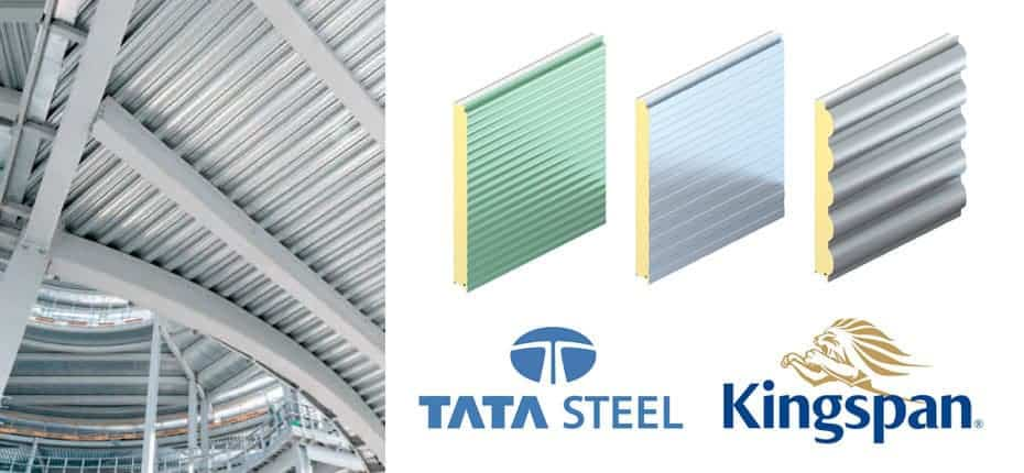 Composite Metal Panel Roof : Products ajw distribution
