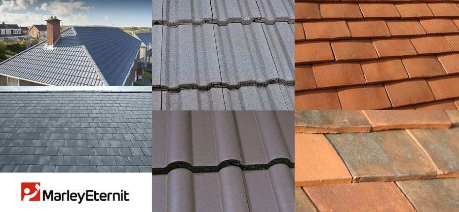 Marley Eternit roof tiles from AJW Distribution