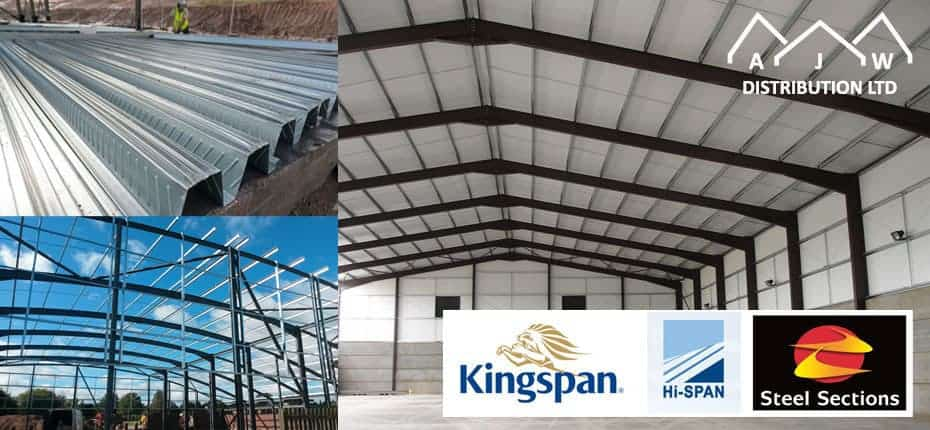 Roofing Purlins from AJW Distribution