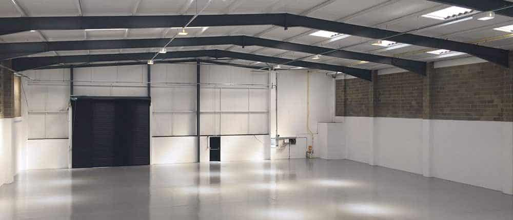 AJW Distribution Essex new warehouse