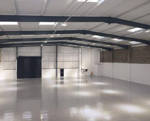 AJW Distribution Essex new warehouse