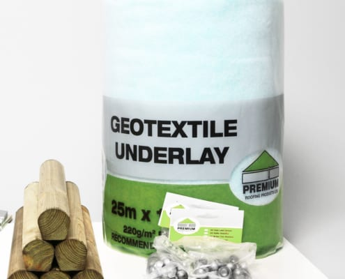 ALM Geotextile Underlay from AJW