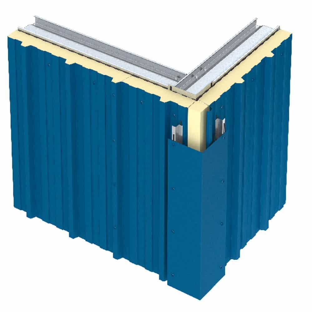 Quadcore Trapezoidal Wall Ks1000 Rw Ajw Distribution