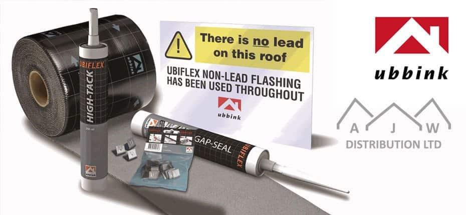 AJW supply Ubiflex lead replacement in Cambridge