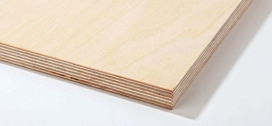 Ply Board Roofing material from AJW
