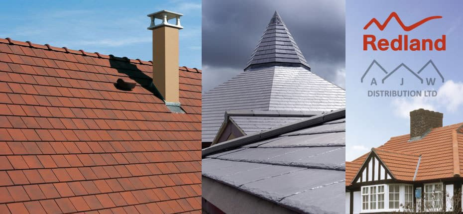 Redland Slates and Tiles from AJW Distribution