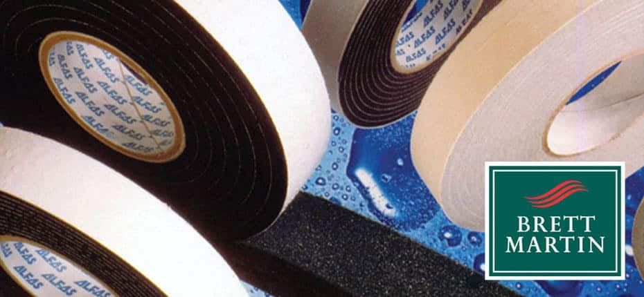 AJW Distribution supply Brett Martin Roofing Tape