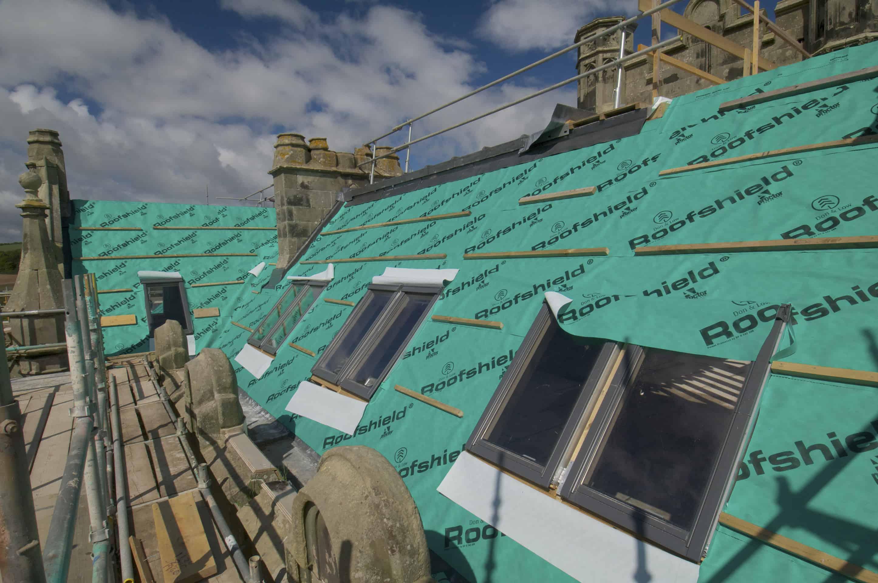 Proctor Roofshield Ajw Distribution