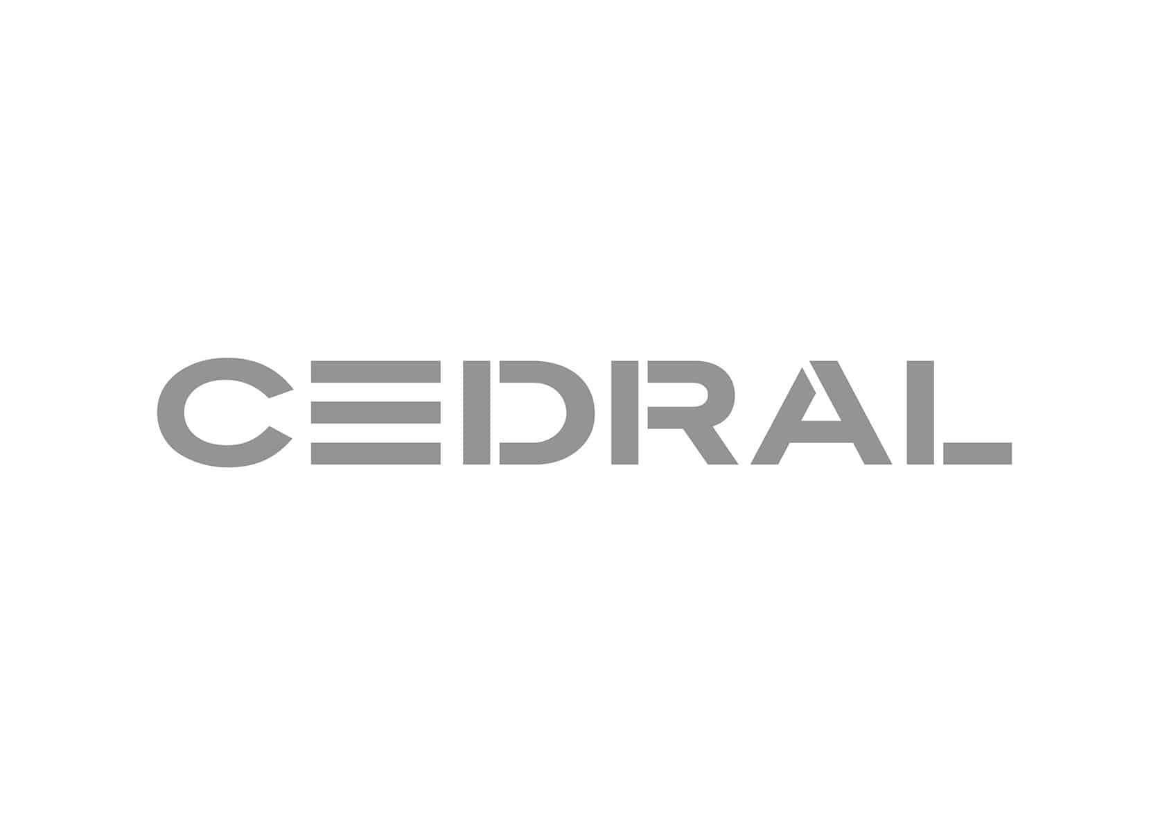 Cedral weatherboard logo