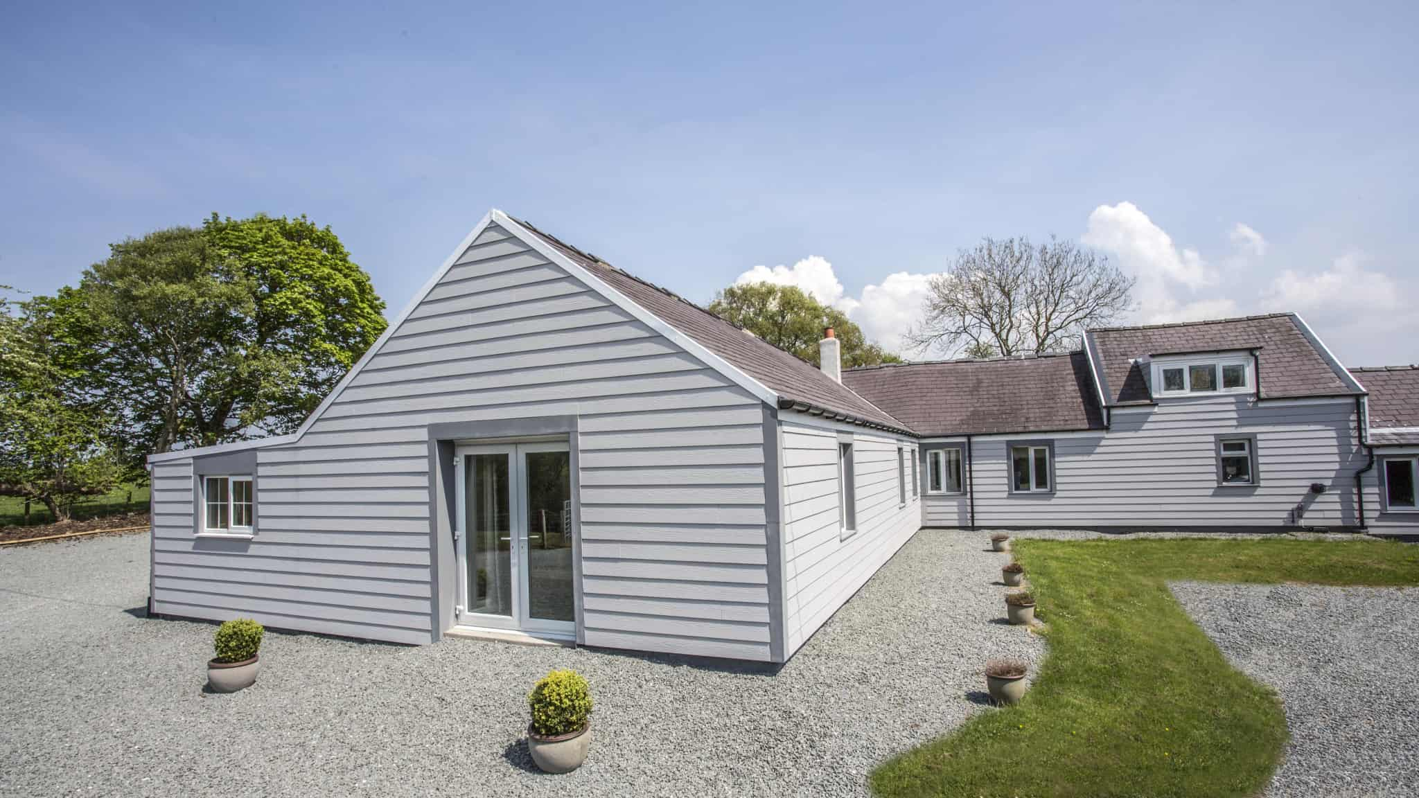 Cedral Transforms The Bodfuan Shooting Lodge Ajw