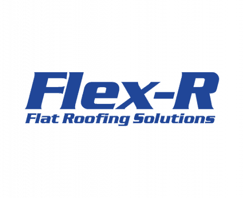 Flex-R Flat Roofing Solutions Logo