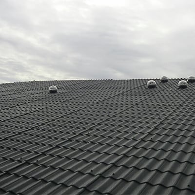 Metal Roofing Tiles