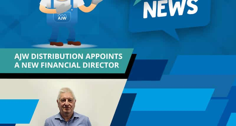 New Financial Director