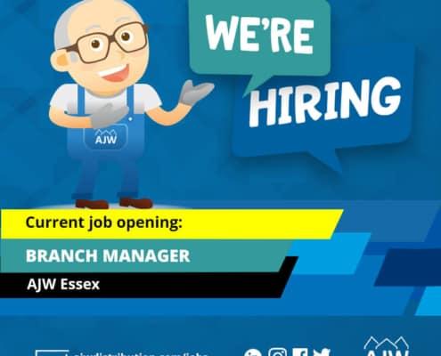 Branch Manager Essex