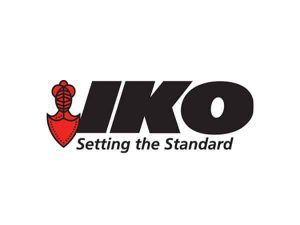 IKO products supplied by AJW Distribution