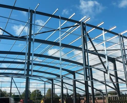 purlins and rails