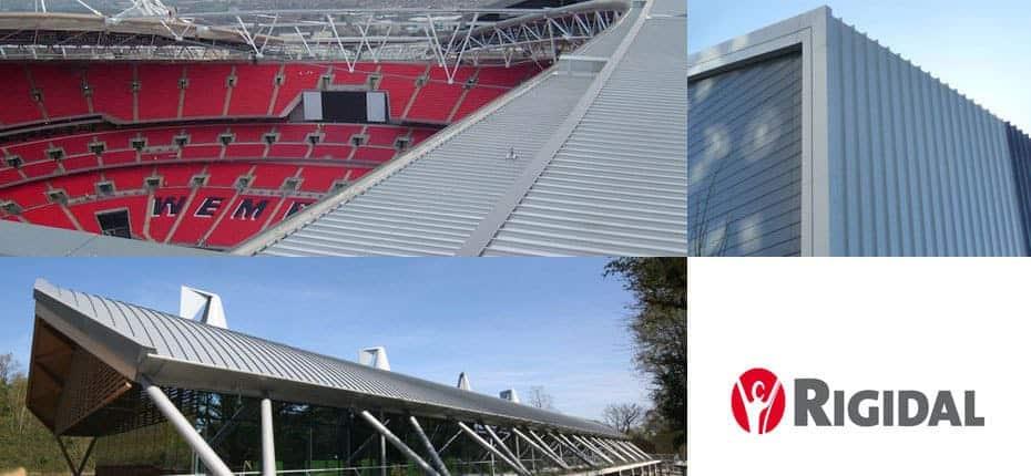 AJW Aluminium Sheeting roofing materials