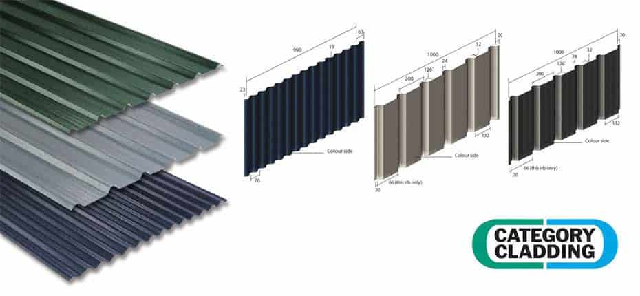 Single skin sheeting materials from AJW