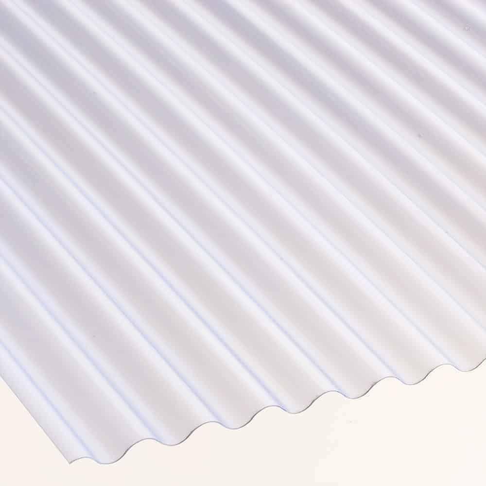 PVC Rooflights