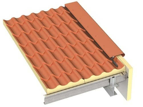 Roof Tile Ks1000 Rt Ajw Distribution