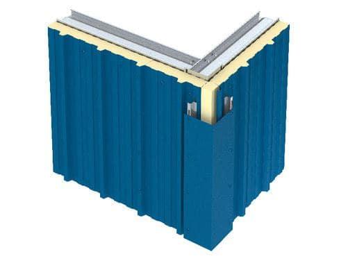 Trapezoidal Wall Ks1000 2000 Rw Ajw Distribution