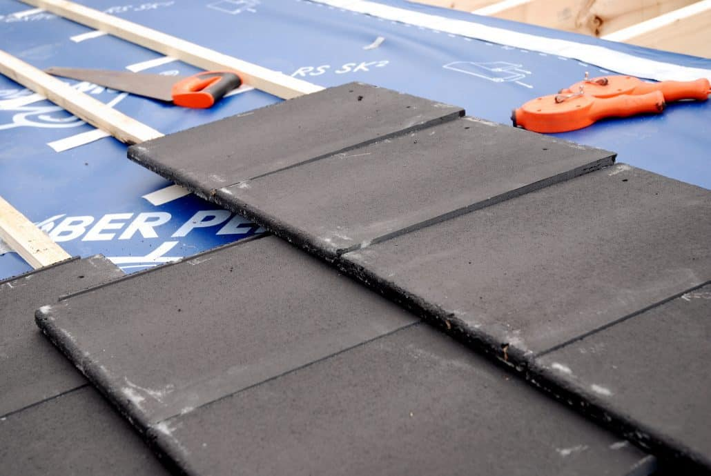 Klober Low Pitch Underlay In Action Ajw Distribution