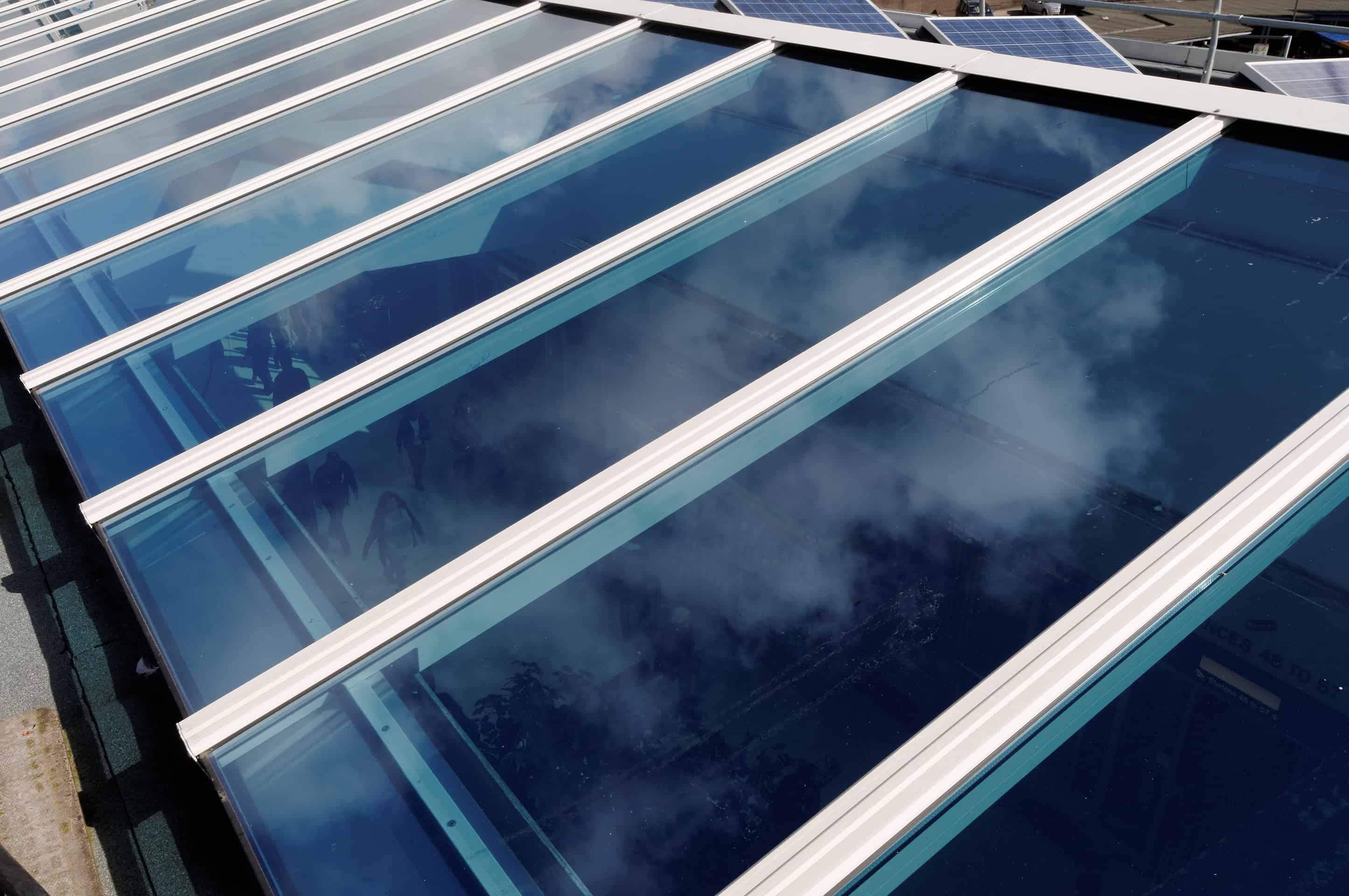 Rooflight Mono Or Duo Pitch Ajw Distribution