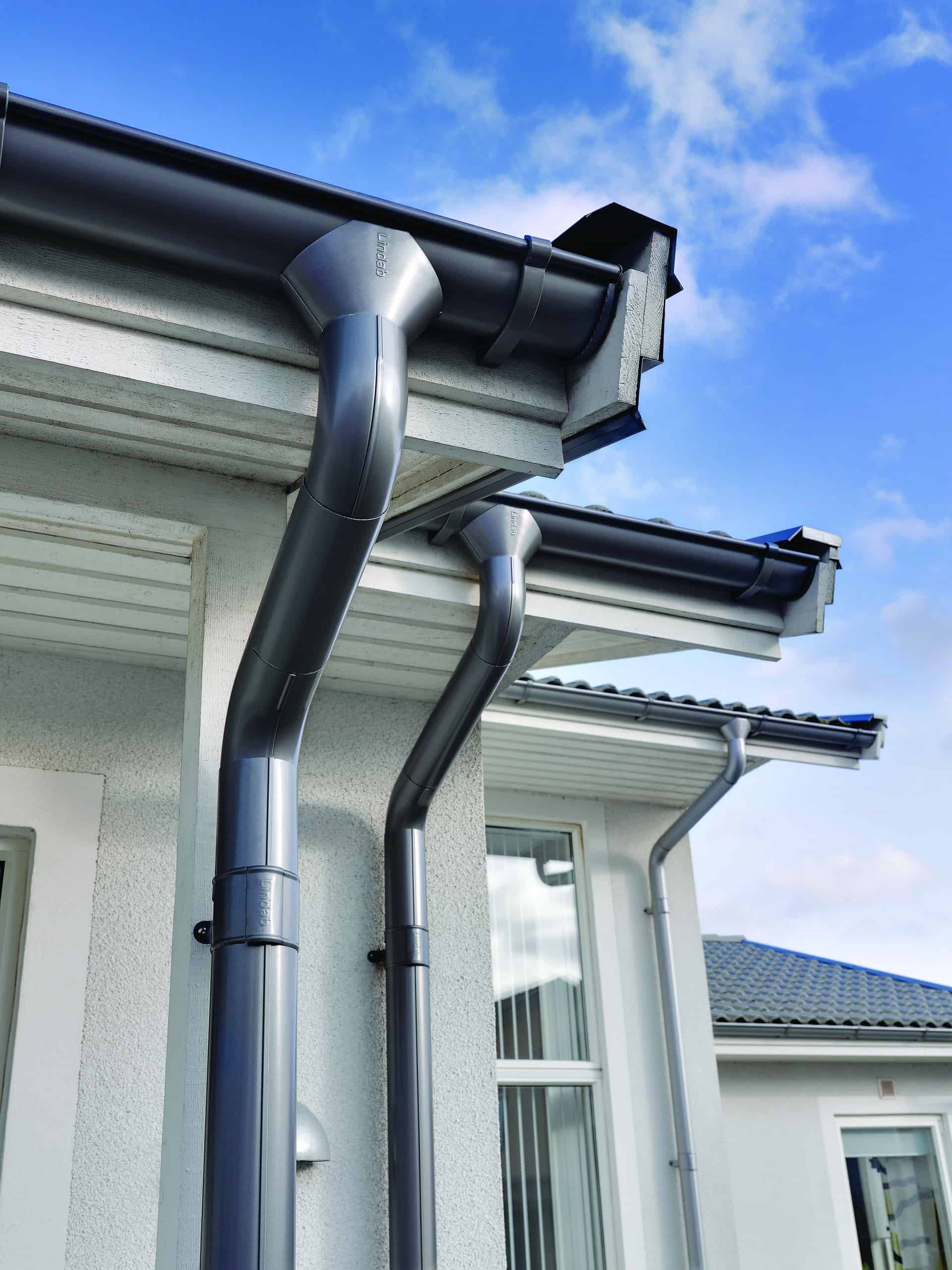 Steel Rainwater System