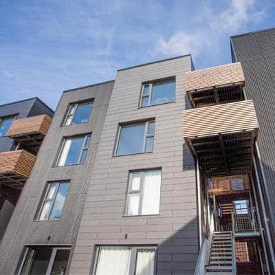 Re Imagining Urban Design With Fibre Cement Ajw Distribution