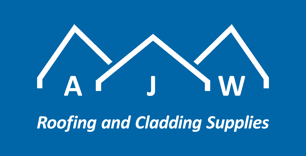 AJW short logo with strapline