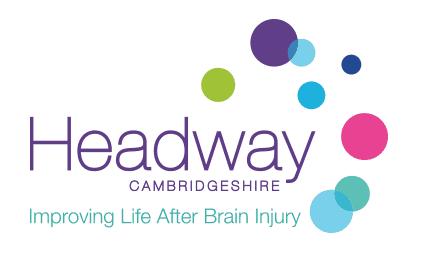 Headway Cambridgeshire logo
