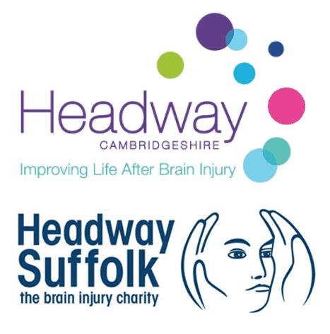 Headway charity logos