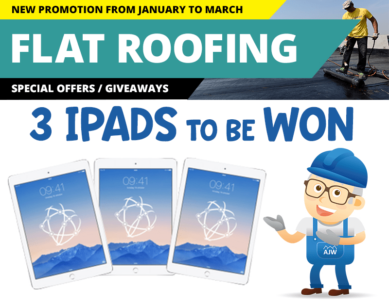 iPad offer from AJW Distribution