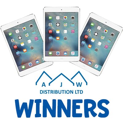 Flat Roofing Competition Ipad Winners Ajw Distribution